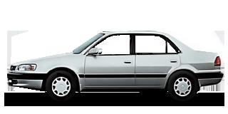 Corolla E70-E110